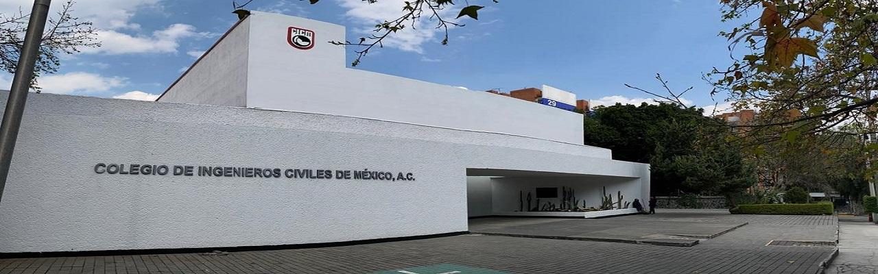 Foto: Colegio de Ingenieros Civiles de México, A.C.